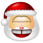 Santa Claus Laugh 150x150