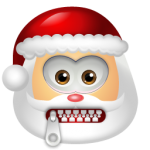 Santa Claus Stop Talking 150x150