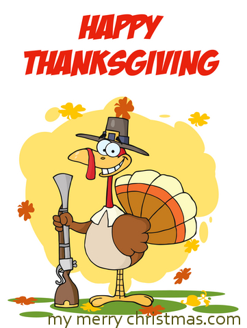 Happy Thanksgiving on My Merry Christmas