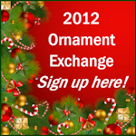 Join the Annual Christmas Ornament Exchange on MMC!